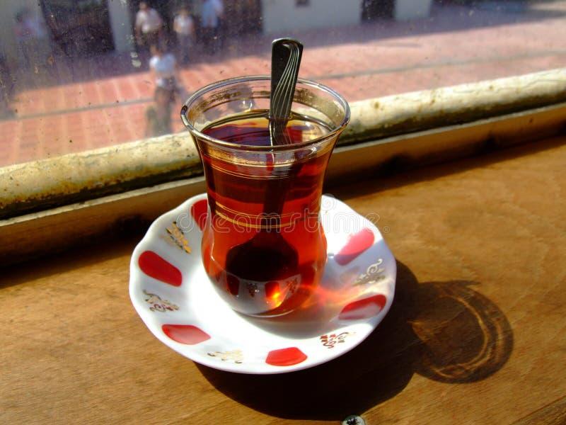 Tea04 stock photo