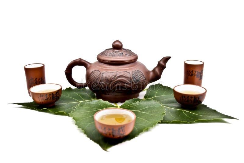 Tea8 fotografia stock