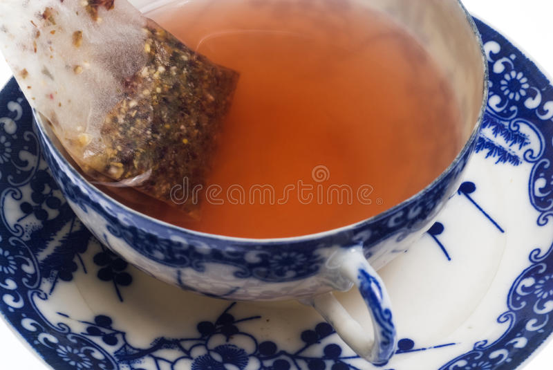 Teabag stock photos