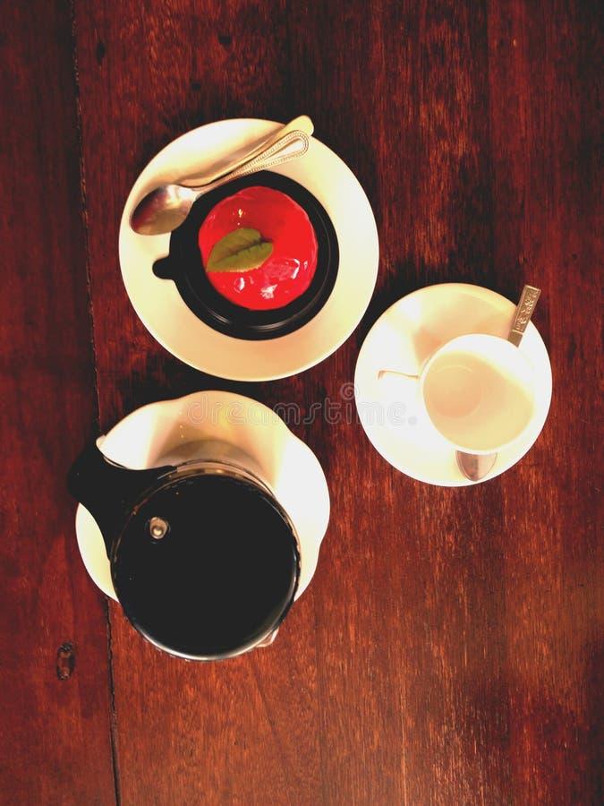 Tea-break stock image