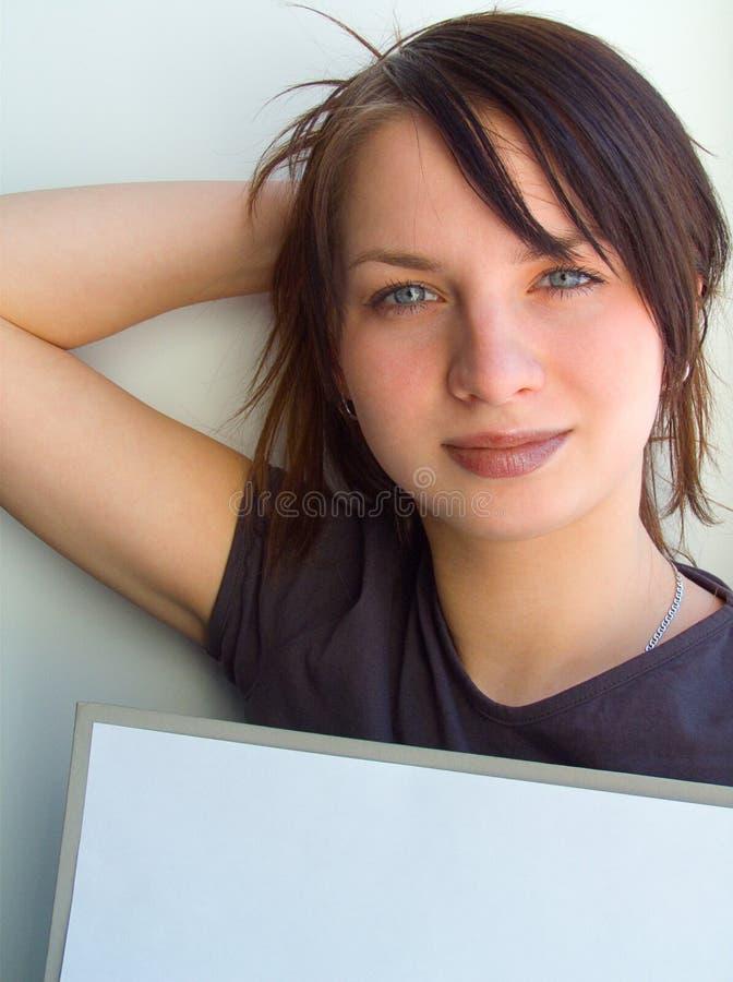 The teacher stock photo