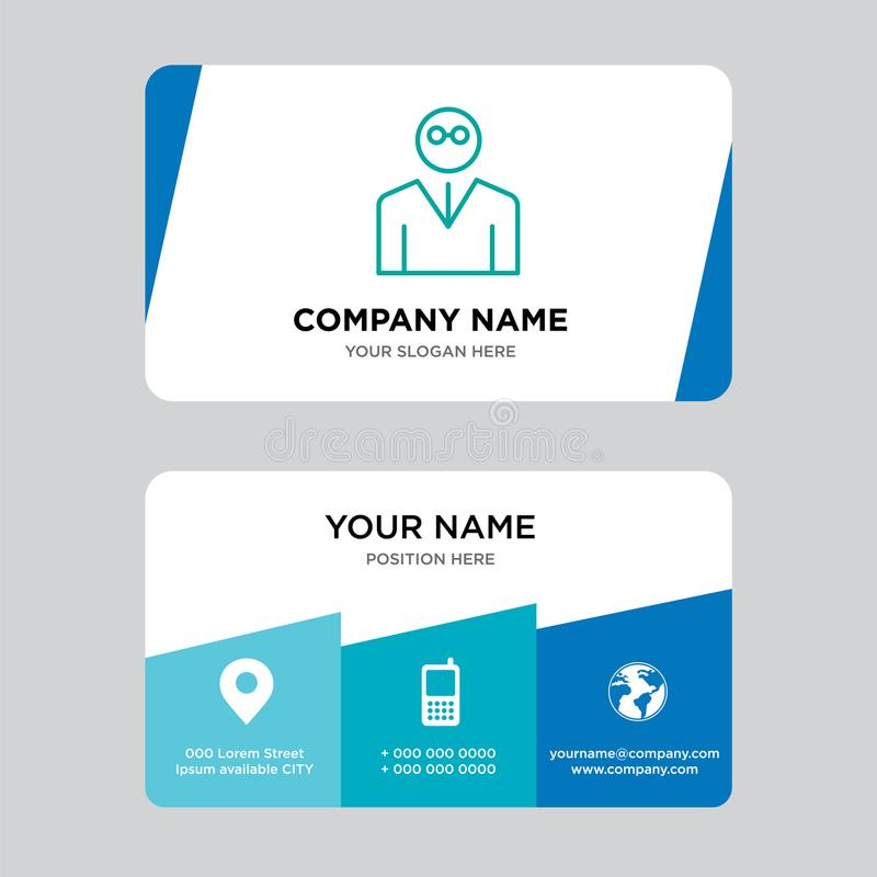 Teacher business card design template visiting for your company download teacher business card design template visiting for your company modern creative and clean accmission Images
