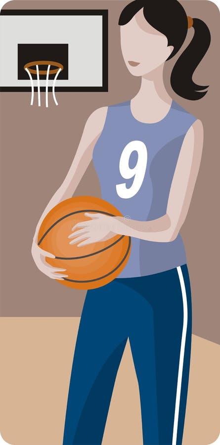 Teacher Illustration Series vector illustration