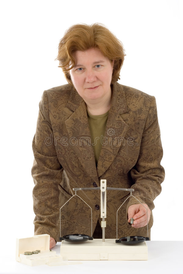 Download Teacher of physics stock photo. Image of expertise, professional - 5339974