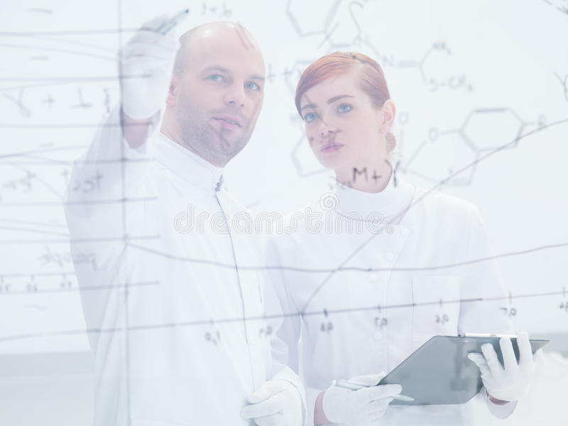 Download Teacher pointing a graphic stock image. Image of researcher - 31258153