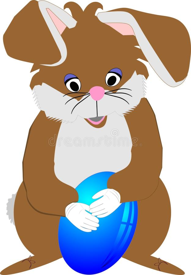 Free Teacher Rabbit, For Easter Or Fun Royalty Free Stock Images - 13737369