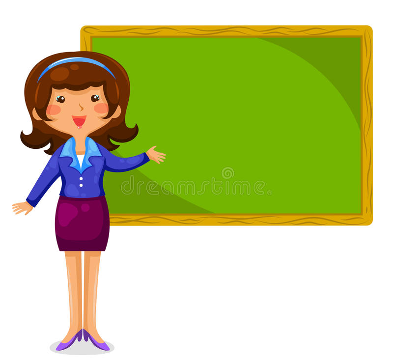 Happy Teacher Stock Photos