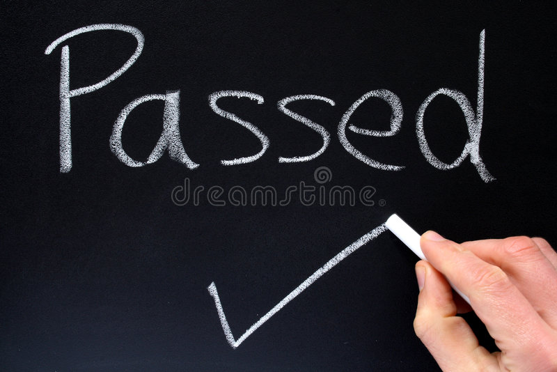 Download A teacher writing passed. stock image. Image of blackboard - 2316227