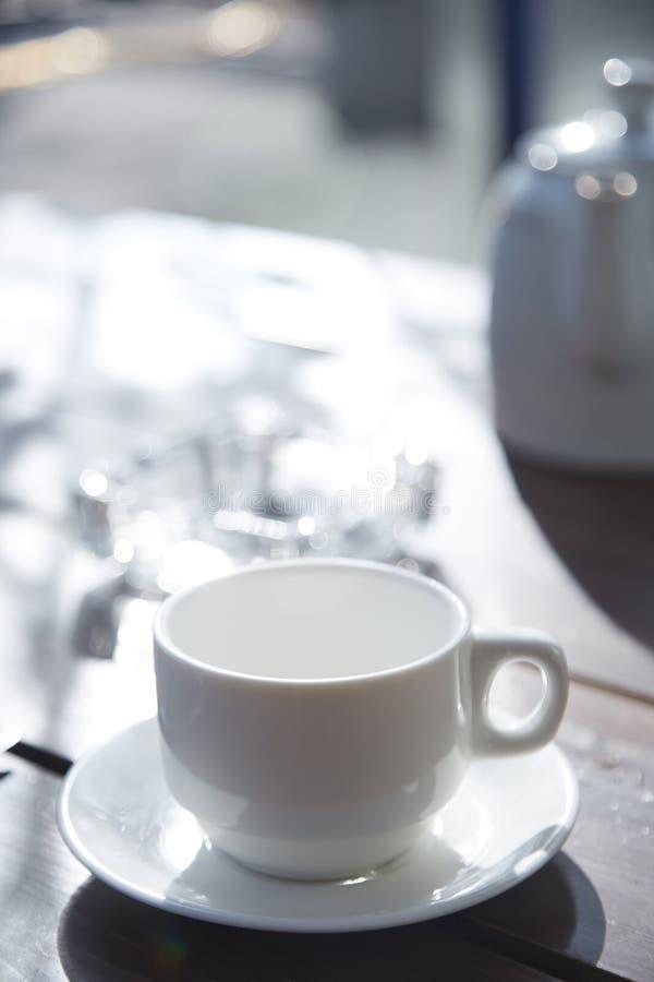 teacup stockbild