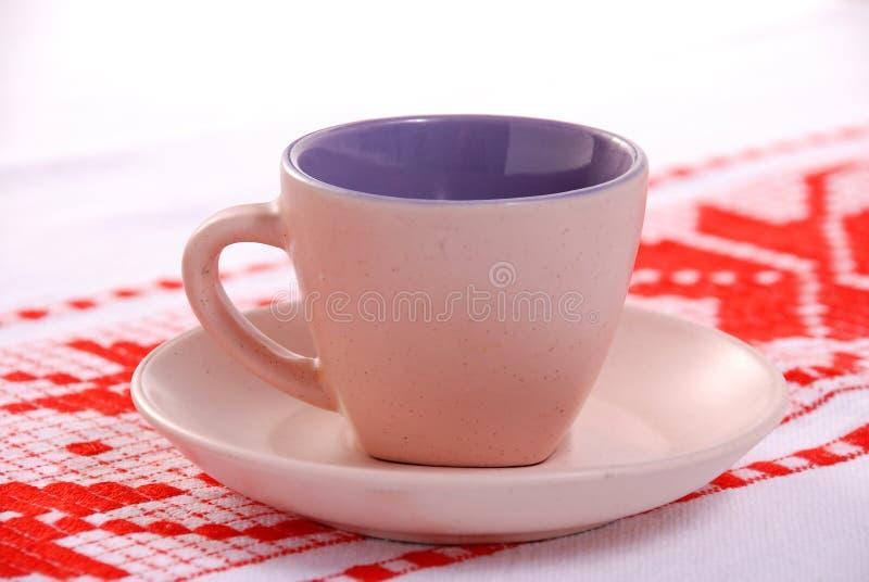 teacup royaltyfri foto