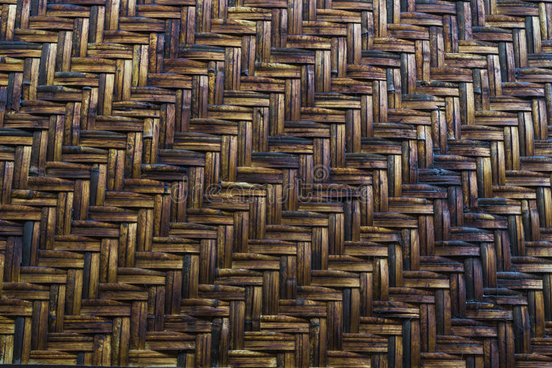 Teak houten achtergrond stock afbeelding