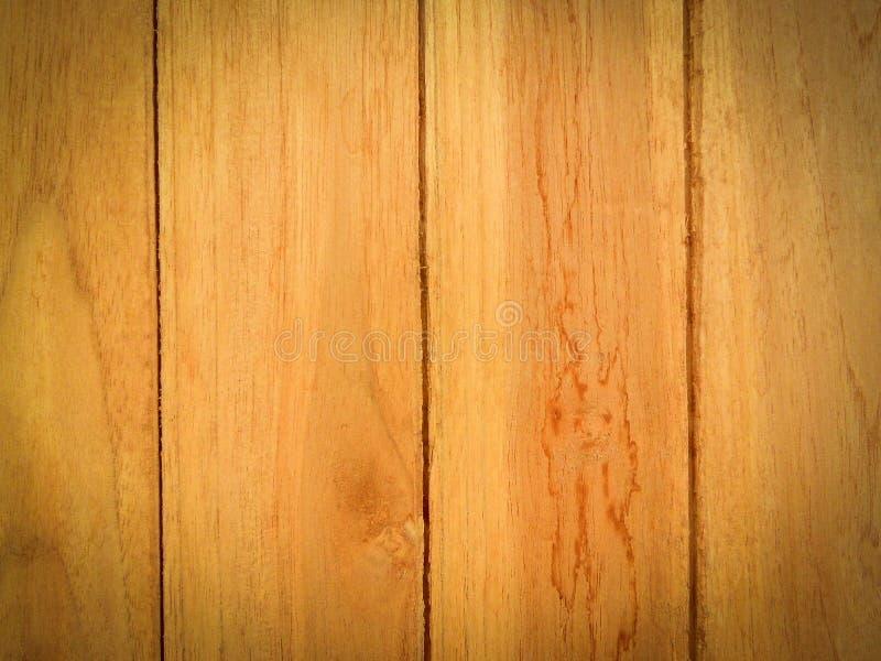 Teakwood determinado de la textura de madera del fondo fotos de archivo libres de regalías