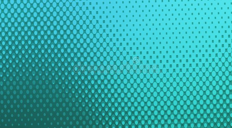 Teal coloured halftone pattern background,dotted wallpaper. Teal coloured halftone pattern background,dotted background,useful for web banner and poster stock images