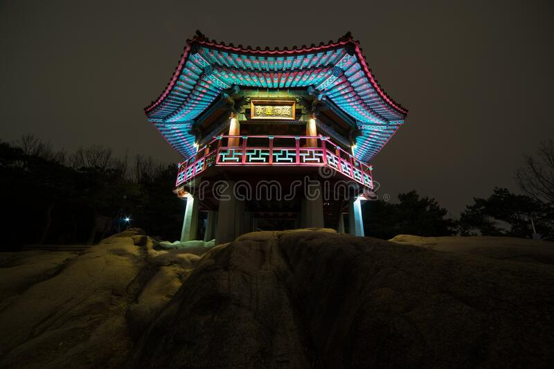 Teal White Chinese House Free Public Domain Cc0 Image