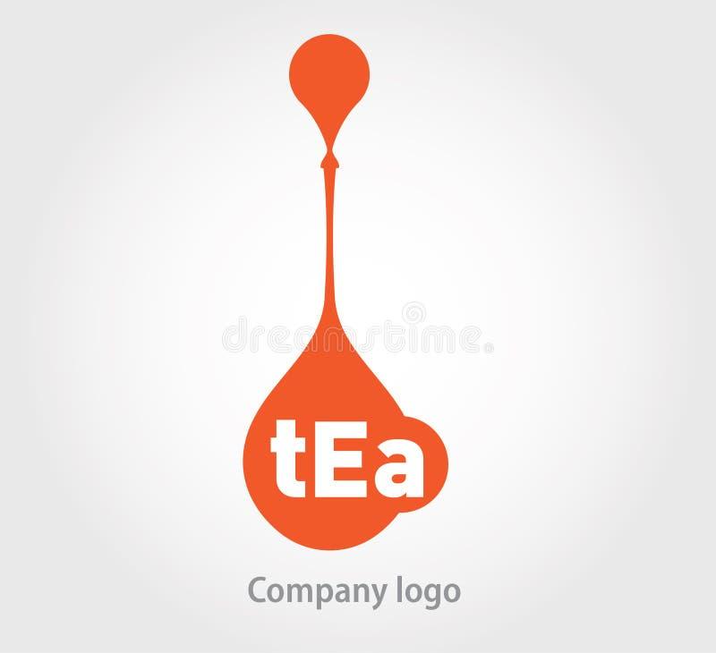 logo, Tea logo, Coffee logo, logs , sample logos royalty free stock photography