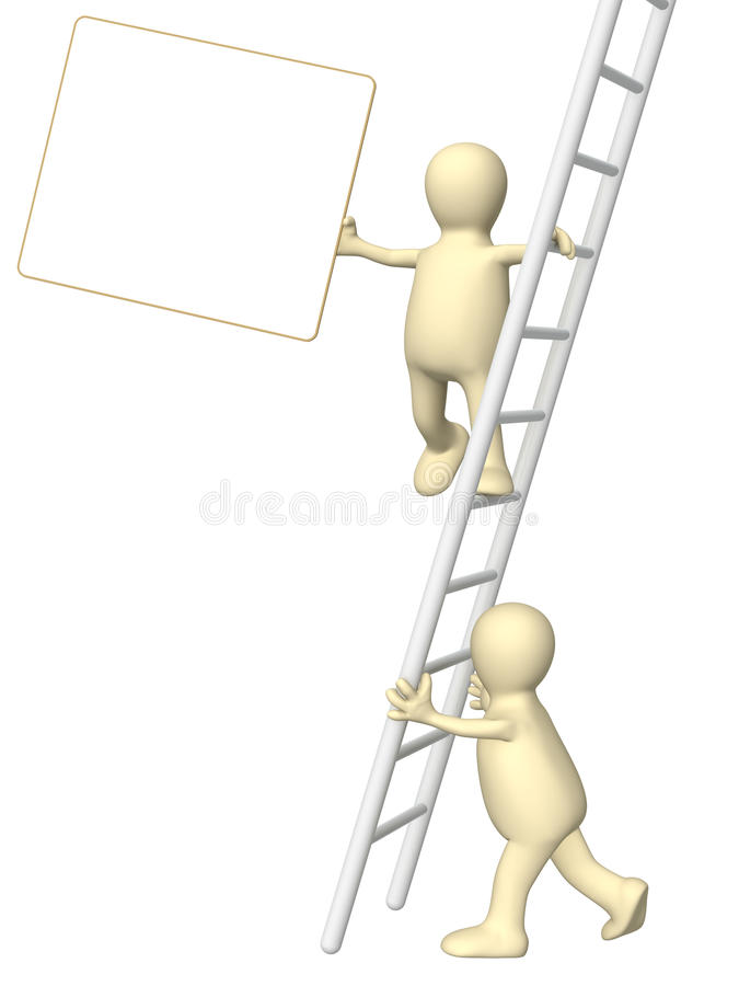 Download Team stock illustration. Image of person, high, people - 12819862
