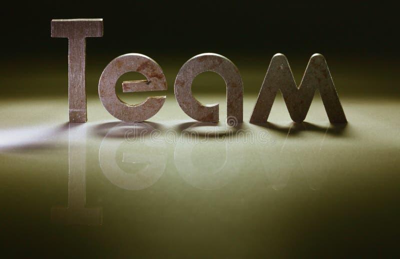 Team royalty-vrije stock fotografie
