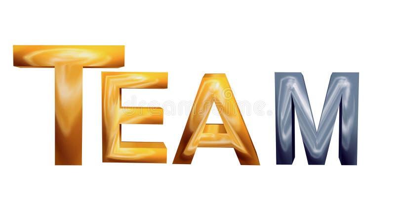 Team stock afbeeldingen