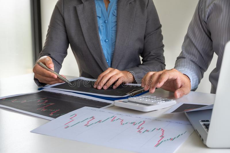 A team of business executives are planning consultations about business investments related to shares. By analyzing and calculating the stock market to find stock images