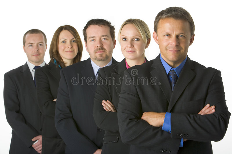 Download Team Of Business People stock image. Image of shirt, color - 6879449
