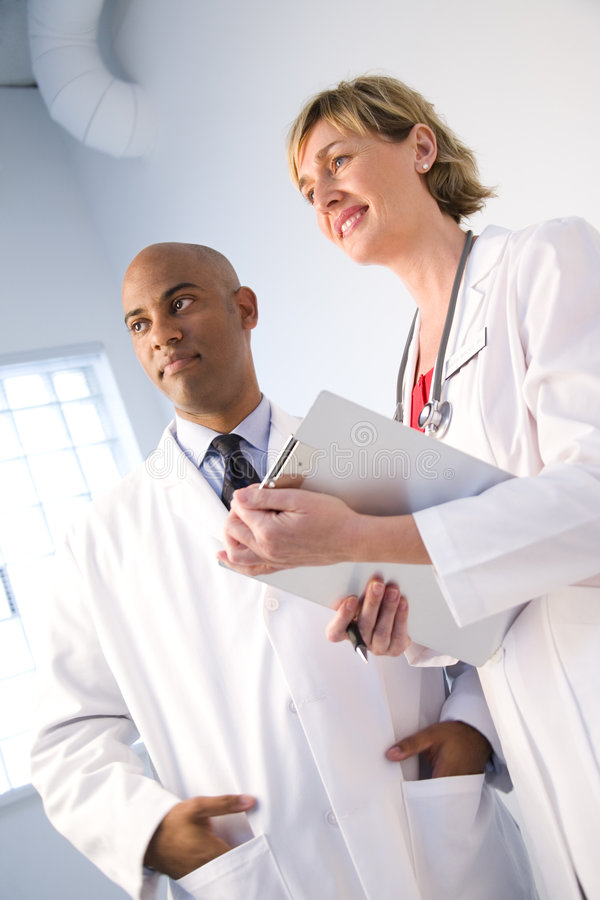 Download Team of doctors stock photo. Image of medical, partners - 5645582