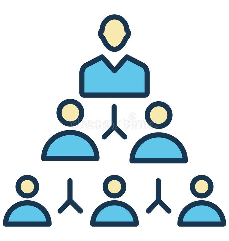 Team, Geschäft kann Team lokalisierte Vektor-Ikone leicht sein redigieren und ändern vektor abbildung