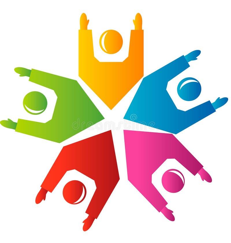 Download Team Hands Up Logo Stock Images - Image: 25330094