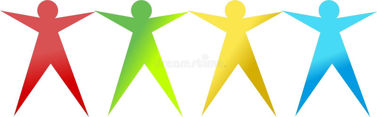 Download Team icon stock illustration. Image of community, connection - 10048870