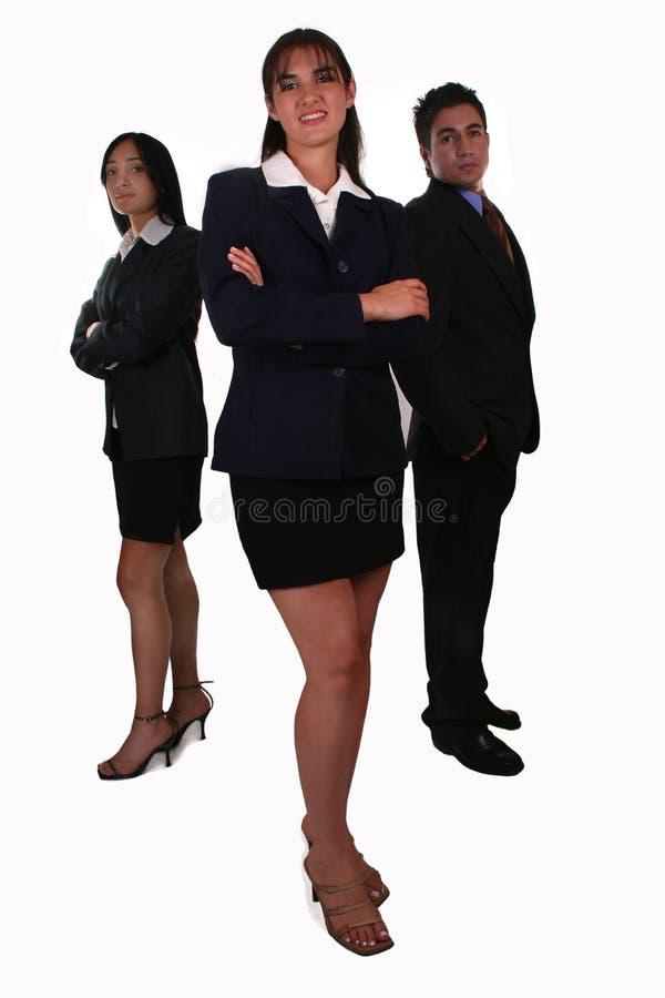 Team III royalty free stock photography