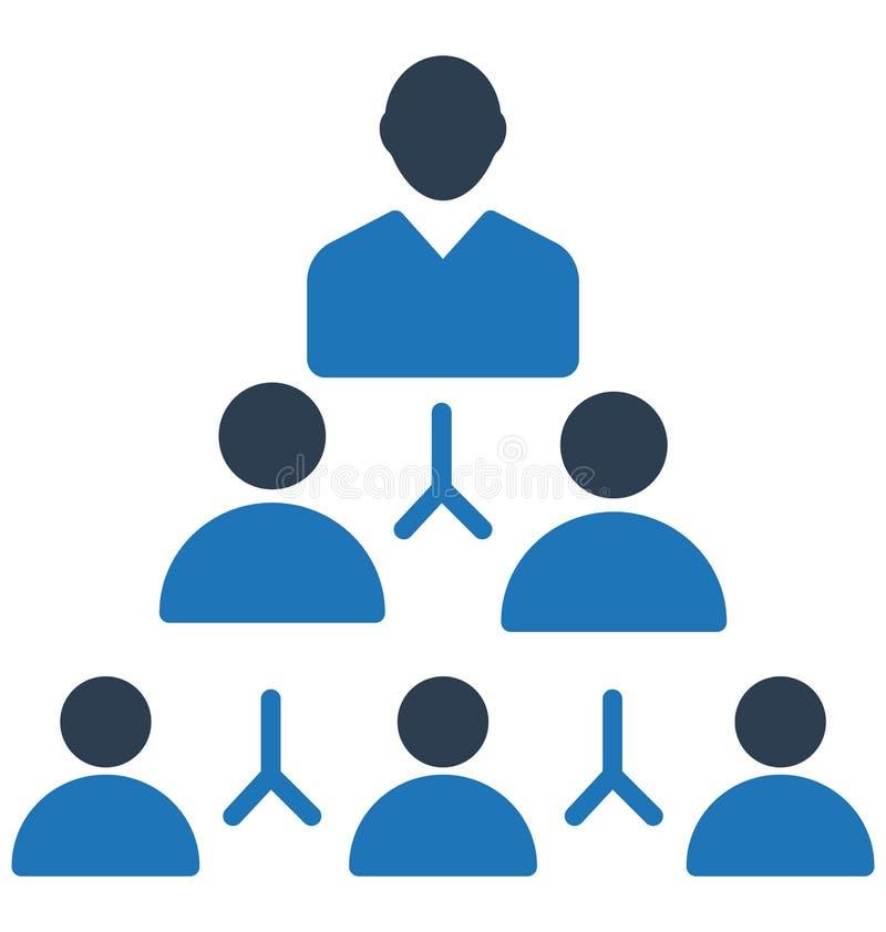 Team, l'icona di vettore isolata gruppo di affari può essere facilmente pubblica e modifica royalty illustrazione gratis
