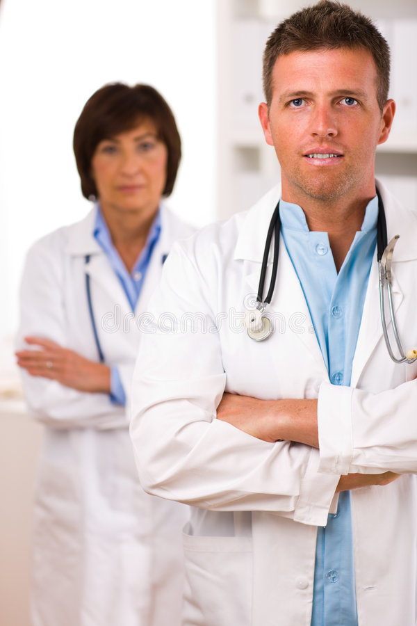 Download Team of medical doctors stock photo. Image of hospital - 6972624