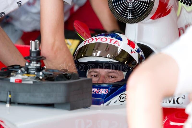 Team Toyota F1, Olivier Panis, 2006 stock photo