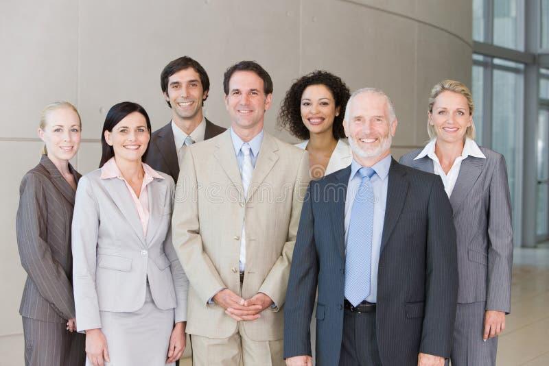 Team van bedrijfsmensen royalty-vrije stock fotografie