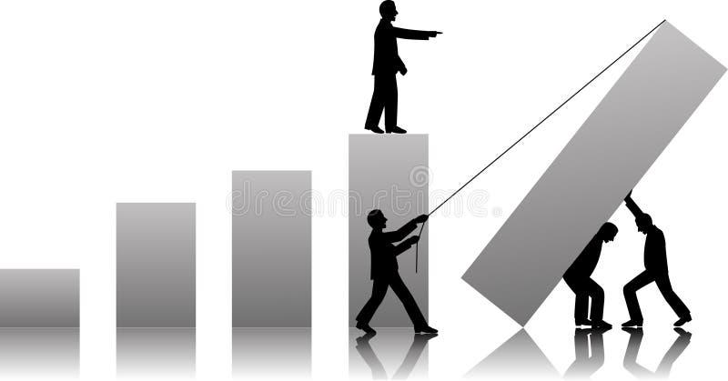 Download Team work stock vector. Image of achievement, development - 19107293