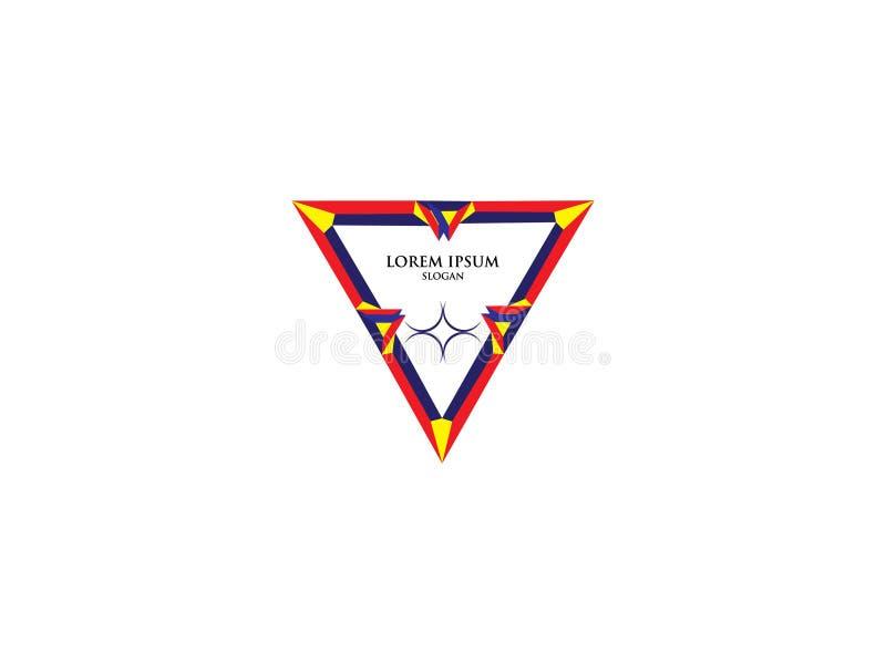 Team Work Play Logo Communautair teken Eenheidssymbool Bedrijfpersoneel Openbare organisatie Goede verhoudingscollega's stock illustratie