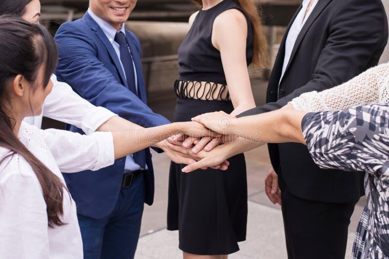 Team work to achieve goals,Hand coordination,Business join hands success for dealing. Team work to achieve goals,Hands coordination,Business join hands success stock photo