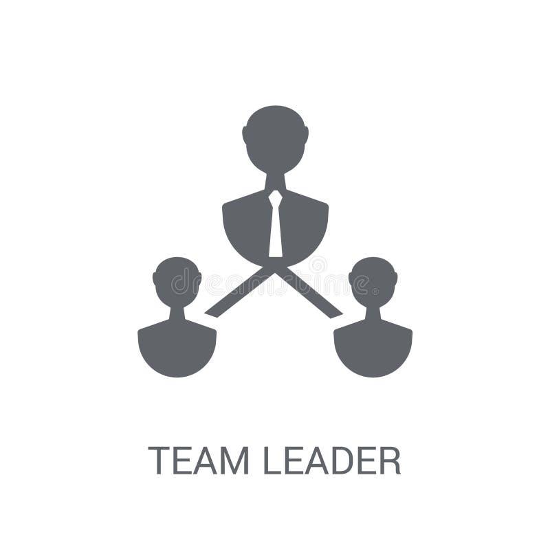 Teamleiterikone  vektor abbildung