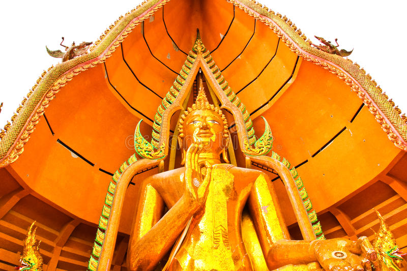 Teample em Tailândia imagem de stock