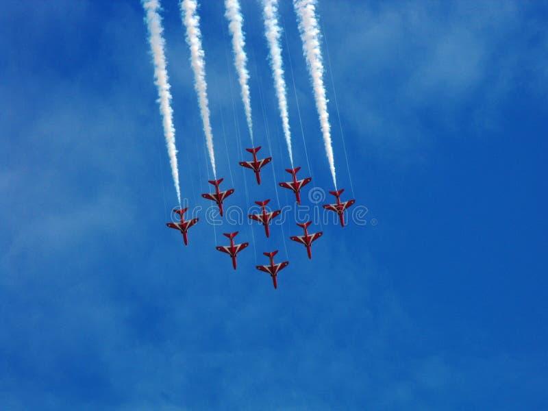 Download Teamwork stock image. Image of tattoo, flight, fairford - 11742433