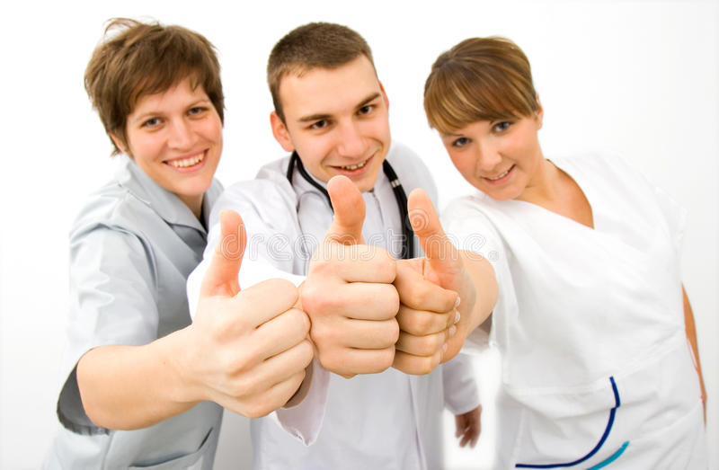 Download Teamwork stock photo. Image of healthy, smile, medic - 12074898