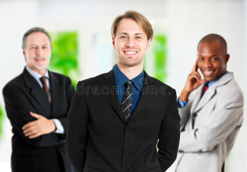 Download Teamwork stock photo. Image of corporate, businessmen - 26710352