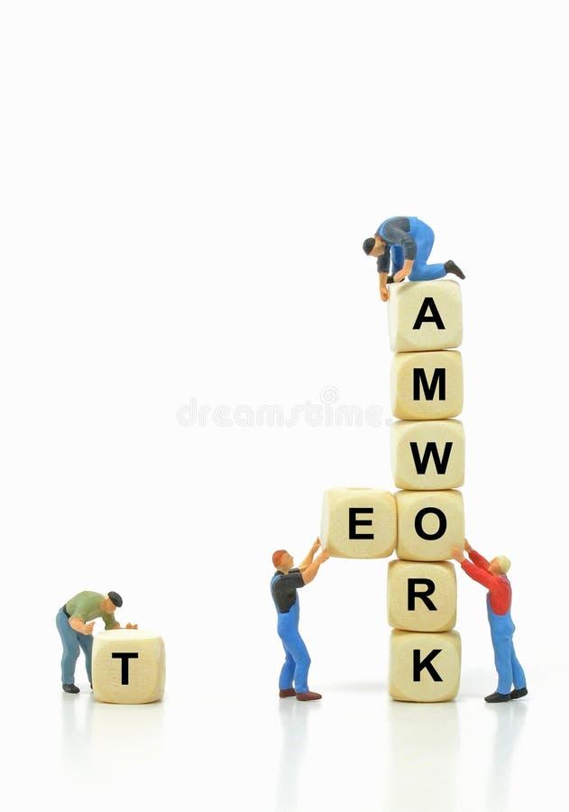 Download Teamwork stockbild. Bild von idee, platz, rechtschreibung - 27735819