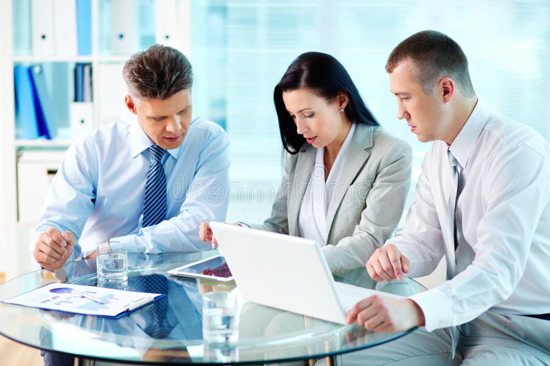 Download Teamwork stock image. Image of corporate, meeting, collaboration - 28376841