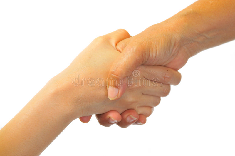 Teamwork 3. Abstract hand gestures representing teamwork stock photography