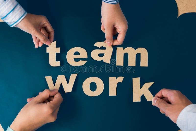 teamwork lizenzfreie stockbilder