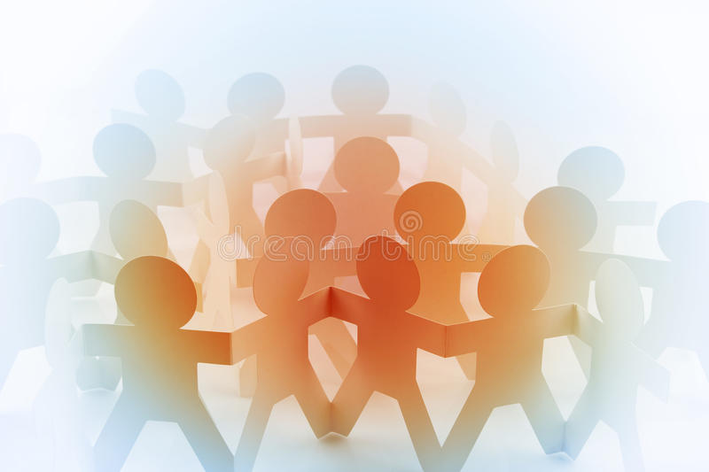 Download Teamwork photo stock. Image du compagnie, amis, groupe - 77163090