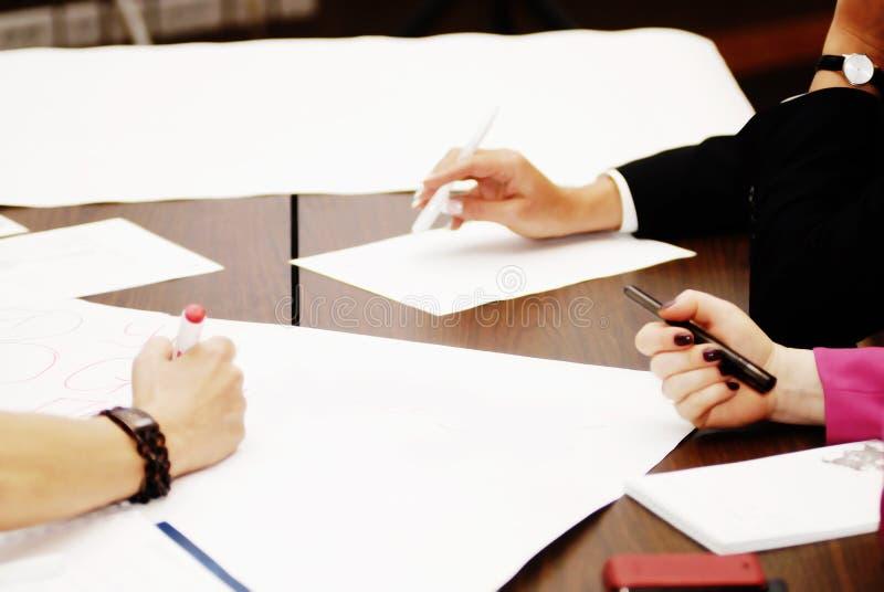 Download Teamwork  Brain Storm At Meeting Stock Photo - Image: 16286984