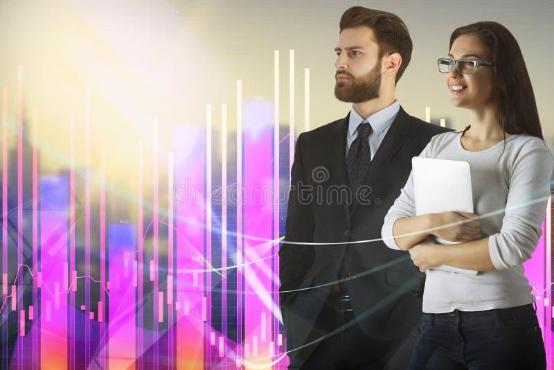 Teamwork-, möte- och handelbegrepp arkivbilder