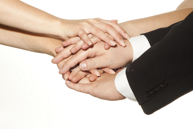 Download Teamwork and support stock image. Image of people, motivation - 39501051