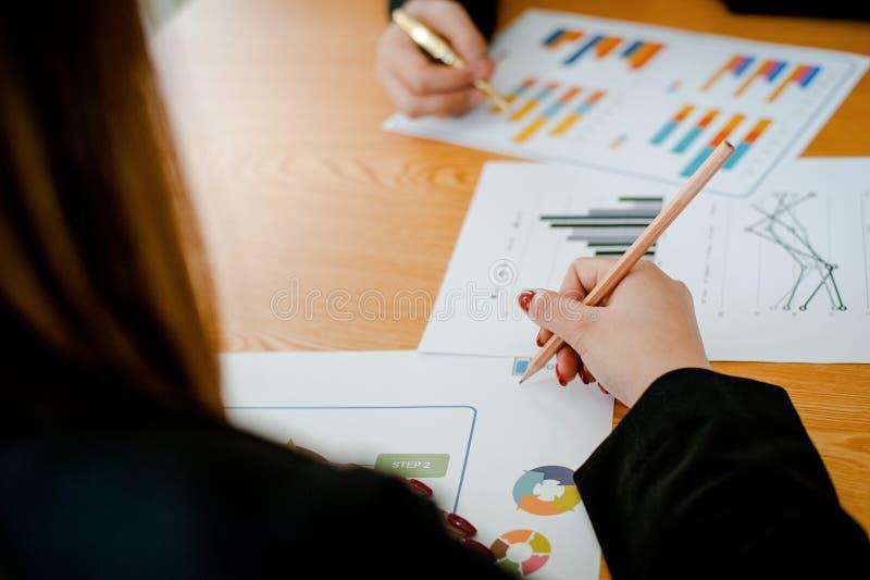 Teamwork-Team Doing Business als Team Corporate-Sitzungen Einheit lizenzfreie stockbilder